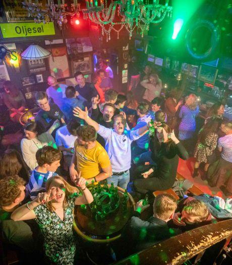 'Bevrijdingsdag' in de Arnhemse horeca, maar voor feesten is het nog te vroeg