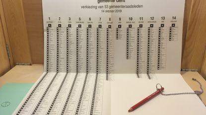 EINDELIJK! Na meer dan 24 uur, de definitieve resultaten uit Gent