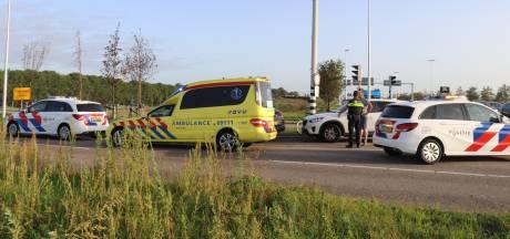 Fietser raakt gewond bij aanrijding met auto in Leidsche Rijn