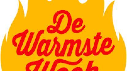 Dessertbuffet en lezing ten voordele van De Warmste Week