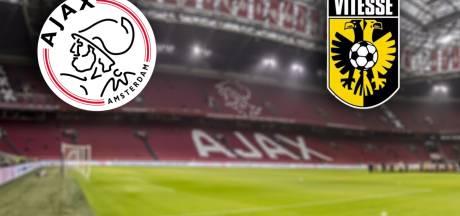 Vitesse aast op stunt bij Ajax