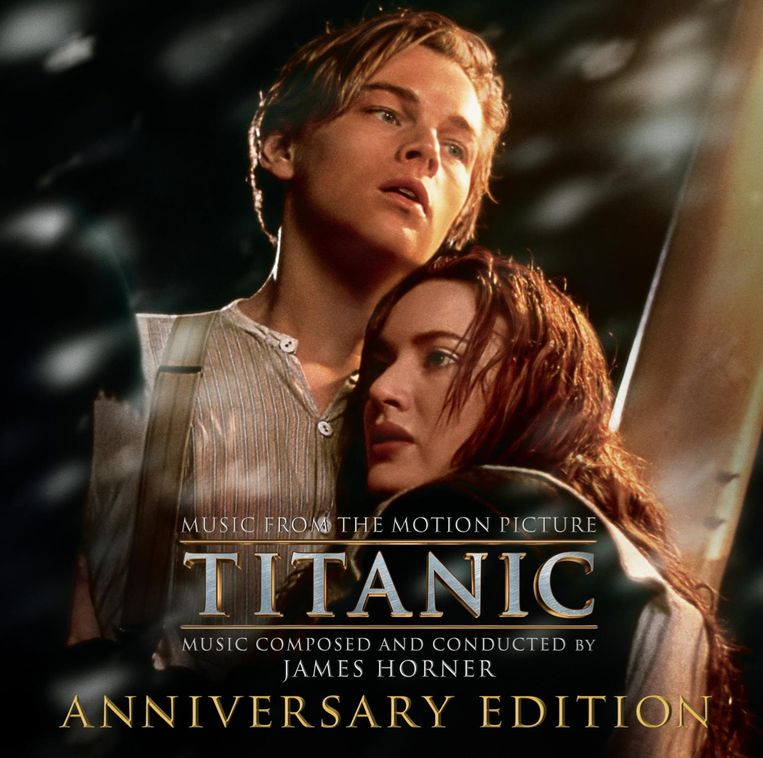 De soundtrack van Titanic (1997)  Beeld .