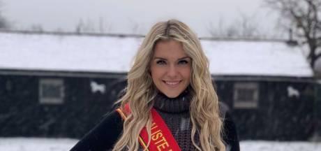 """Lara (17) is dochter van voetballer Fangio Buyse, finaliste Miss Belgium en kersvers Gentenaar: """"Kans op de kroon? Ik heb alleszins de eigenschappen van een winnaar"""""""