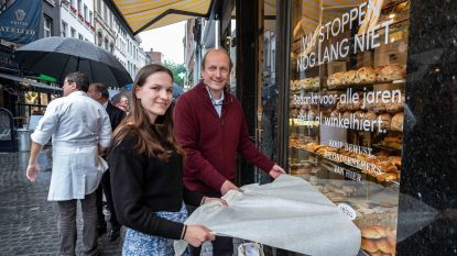 """""""Wij stoppen. Bedankt voor alle jaren"""": waarom bakkerij Goossens vanochtend klanten voor de gek hield"""