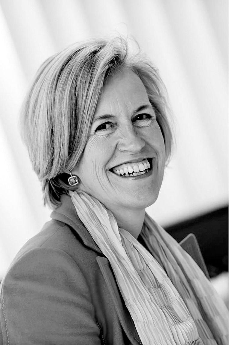 Erna van der Pers, 'een heel dierbare collega, met hart voor de zorg'. Beeld -