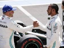 Mercedes met knikkende knieën richting Oostenrijk