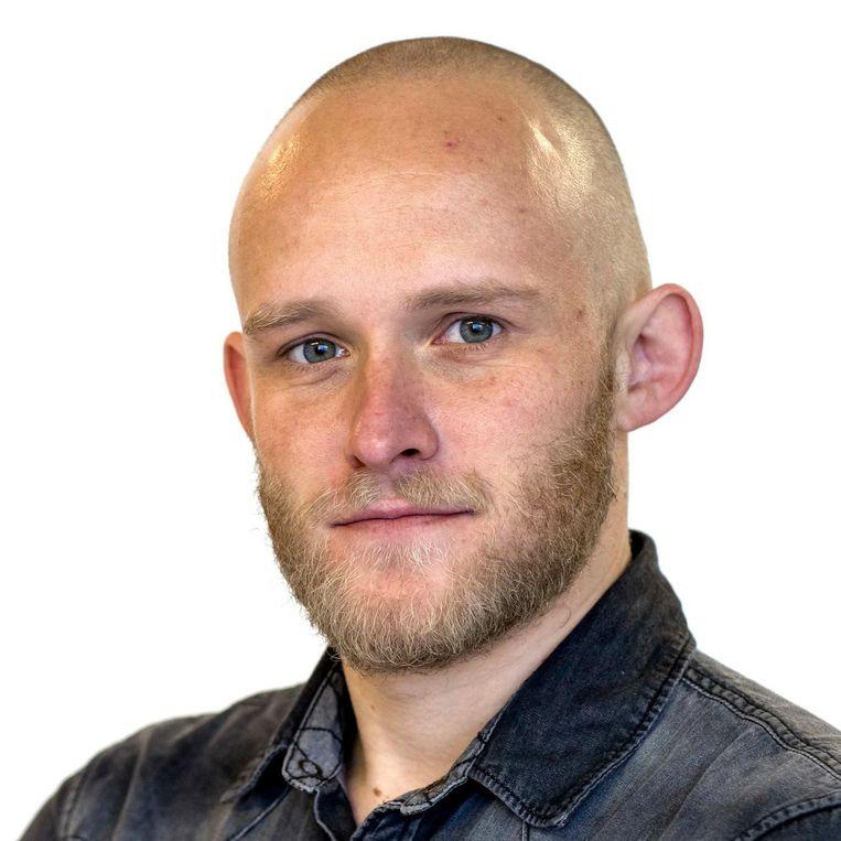 Peter Kwint. Beeld ANP