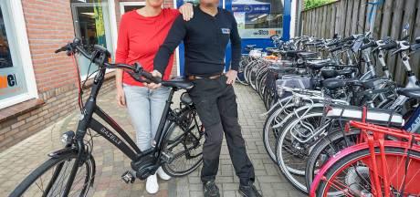 Bij 90-jarige fietsenzaak Van Sleeuwen verkopen ze niet ten koste van alles:'Oud vrouwtje verkoop je toch ook geen Ferrari'