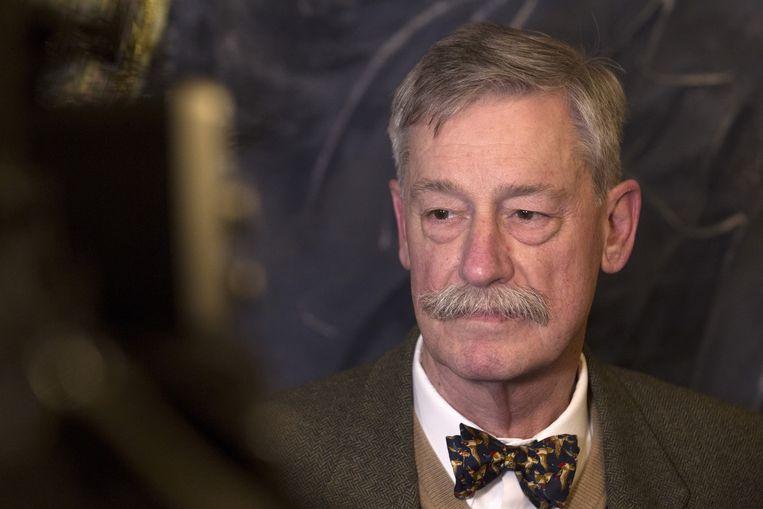 Patholoog-anatoom George Maat Beeld anp