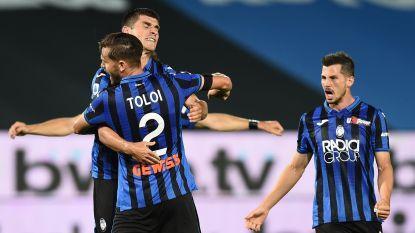 LIVE. Atalanta blijft maar scoren, Pasalic scoort hattrick tegen Brescia
