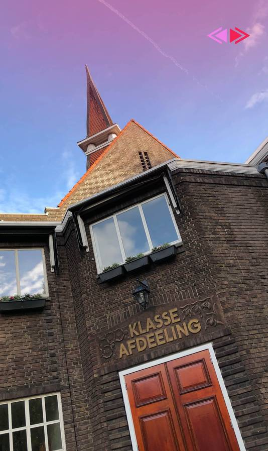 Het Klasse Theater in Tilburg.