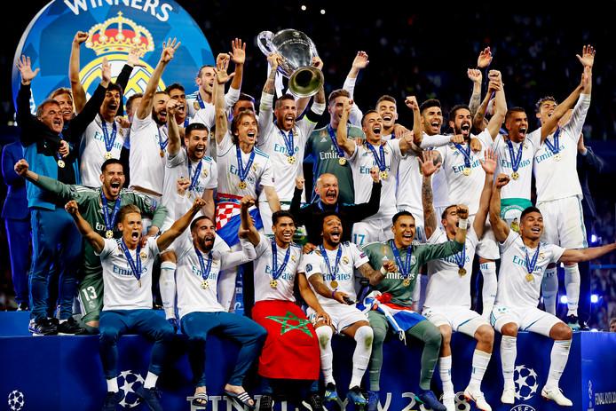 Real Madrid won vier van de laatste vijf edities van de Champions League. Zijn ze ook dit jaar weer de favoriet voor de eindzege?