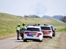 Wielrenner en motorrijder gewond bij botsing in Nieuw-Namen