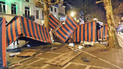 Afval vergeten: waarborg kerstmarkt kwijt