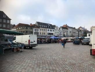 Marktkramers verhuizen binnenkort tijdelijk naar parking