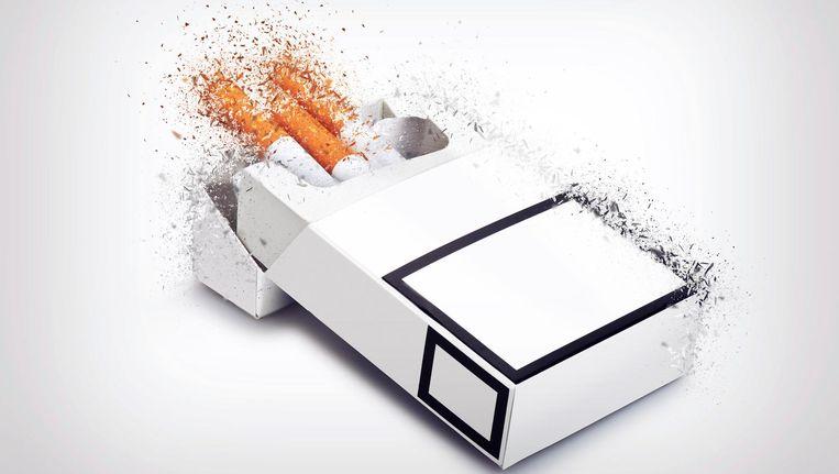Susanne Täuber: 'In vrij korte tijd is roken naar de marge gedrukt' Beeld Getty Images