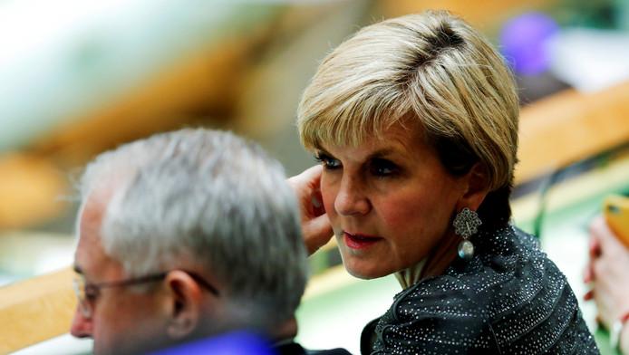 Julie Bishop roept alle landen op om volledig mee te werken aan het onderzoek en de vervolging