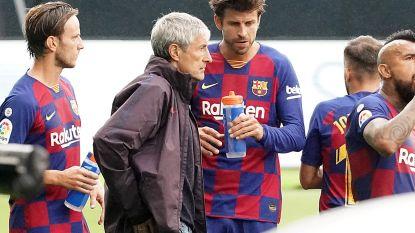 """Ambras in de Barça-klas? Suárez vat vol frustratie: """"Wat er mis is met onze uitvorm? Vraag het aan de trainers"""""""