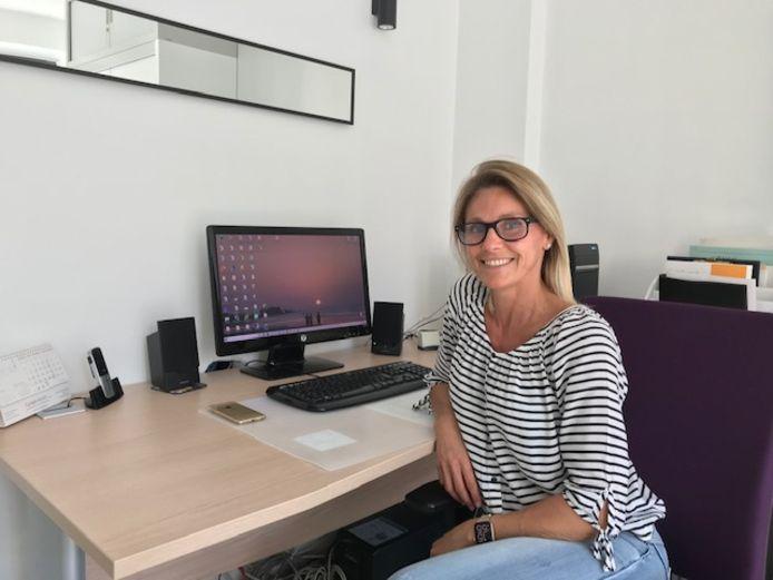 Kim Ghyselinck, directeur van internaat Ter Linden in de Sint-Amandstraat.