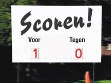 Karakteristieken zondagvoetbal 26 februari regio Zwolle