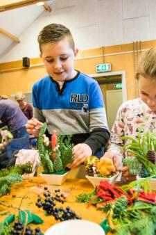 'Kerststukjes maken heeft iets oubolligs, maar is wél gezellig'