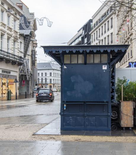 Wie wil de Blauwe Kiosk op de Kouter uitbaten?