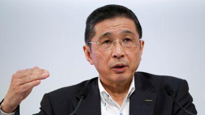 Nissan-topman geeft fraude met winstuitkering toe