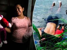 """""""Ils voulaient vivre le rêve américain"""": l'histoire derrière la photo déchirante d'Oscar et sa petite fille"""