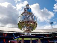 Ajax naar Telstar in beker, ook uitduel voor PSV en Feyenoord