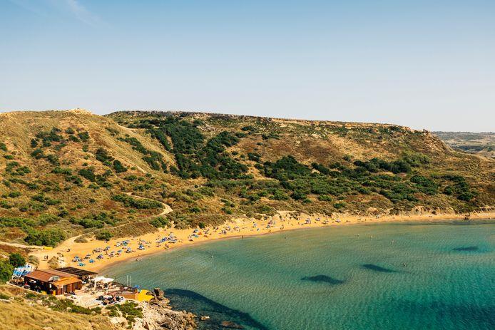 Għajn Tuffieħa (Riviera Bay) à Malte