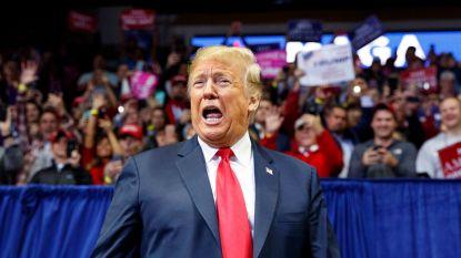 """Trump dreigt Democraten met tegenonderzoeken als zij hun nieuwe macht in het Huis daarvoor inzetten: """"Dat spelletje kunnen wij ook spelen"""""""