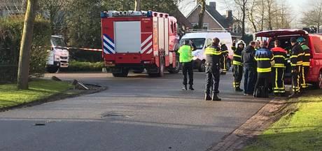 Tientallen bedrijven en enkele woningen ontruimd in Udenhout om gaslek