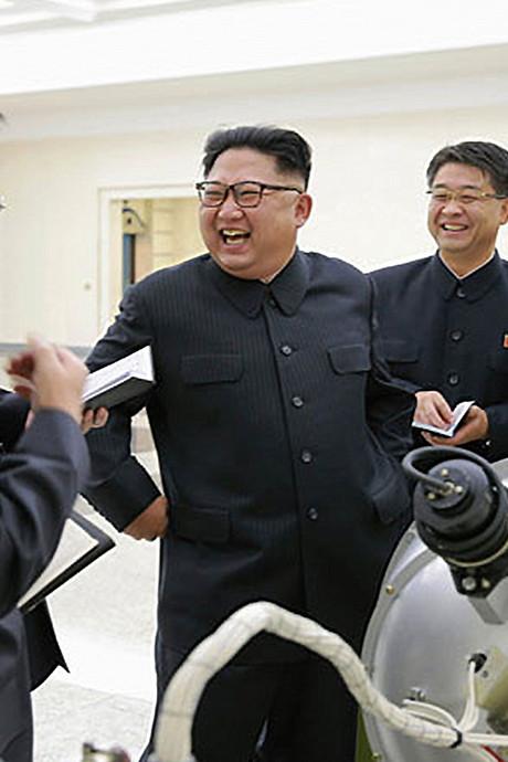 'Beving Noord-Korea was natuurlijk fenomeen'