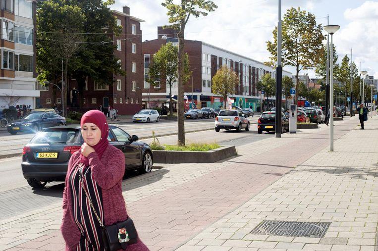 'Lang was dit het afvoerputje, nu is het een horeca-boulevard' Beeld Sanne Zurné