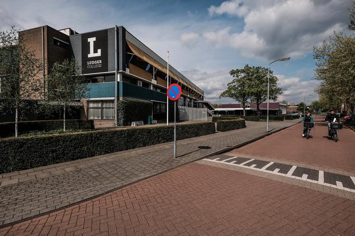 Het Ludger College aan de Vondelstraat in Doetinchem.