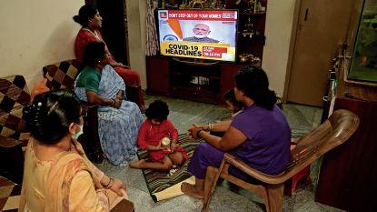 India gaat drie weken in lockdown: onduidelijk hoe land met 1,3 miljard inwoners dit gaat klaarspelen