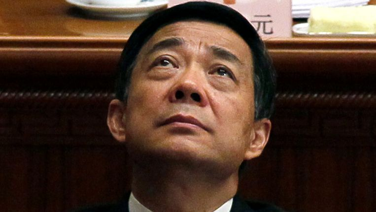 Bo Xilai Beeld AP