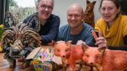 Meer dan 500 kinderen kleuren Reynaert op Grote Markt