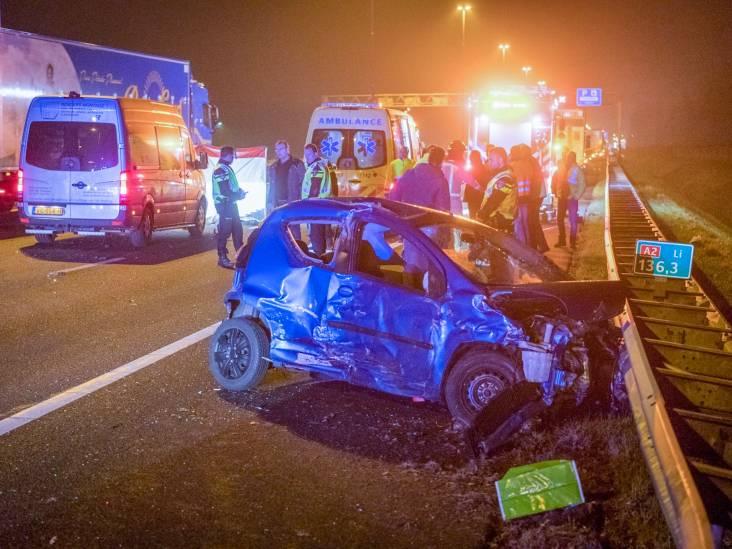 Vrouw die overleed bij ongeluk op A2 bij Best is 24-jarige Eindhovense