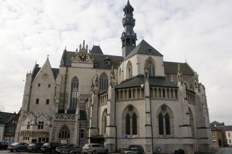 De kerk van Zoutleeuw wordt op 31 mei heropend.