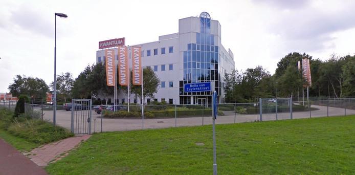 Hoofdkantoor kwantum blijft in tilburg na verkoop aan for Kwantum den bosch