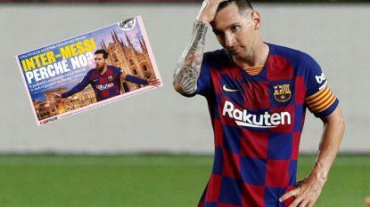 """Conte ontkracht geruchten: """"Messi komt niet naar Inter, zelfs niet in fantasy football"""""""