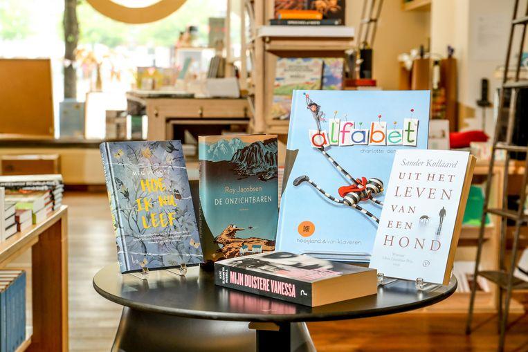 De 5 must-reads voor deze zomer volgens Maartje van Boekarest. (c) Pieter-Jan Vanstockstraeten