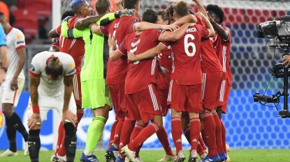 Bekijk hier de hoogtepunten van de Europese Supercup