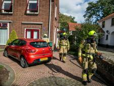 Veel schade aan woning in Doesburg door brand in souterrain
