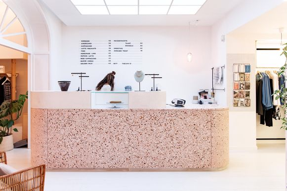 Thelma Coffee & Design in Leuven