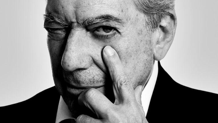 Mario Vargas Llosa. Beeld Ruben Martin