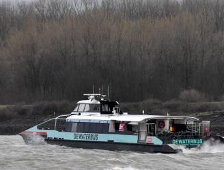 Waterbus vanaf 2021 uitgebaat door Agentschap Maritieme Dienstverlening en Kust