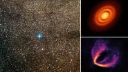 Astronomen ontdekken drie planeten-in-wording rond jonge ster HD 163296