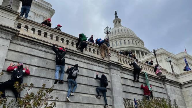 Hoe konden Trump-aanhangers zo gemakkelijk het Capitool binnenvallen? Optreden politie onder vergrootglas na bestorming
